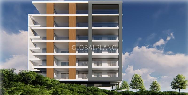 Apartamento T2 no centro Quinta do Amparo Portimão - equipado, ar condicionado, lugar de garagem