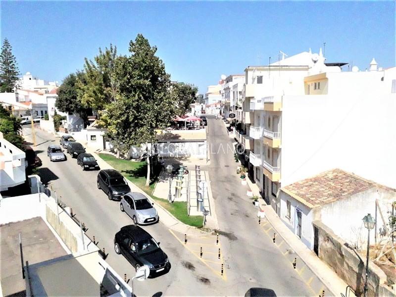 Apartamento T2 no centro Alvor Centro Portimão - varanda, terraço