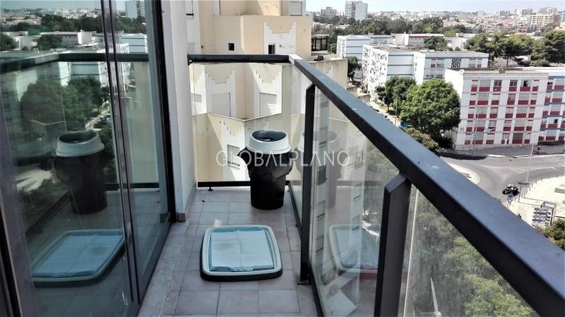 Apartamento T2 Portimão - equipado, varandas, arrecadação, garagem, mobilado, lareira, cozinha equipada