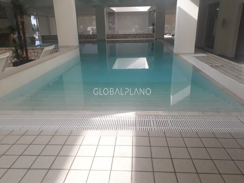 Apartment T1 Alvor Portimão - swimming pool, sauna, turkish bath, equipped, balcony