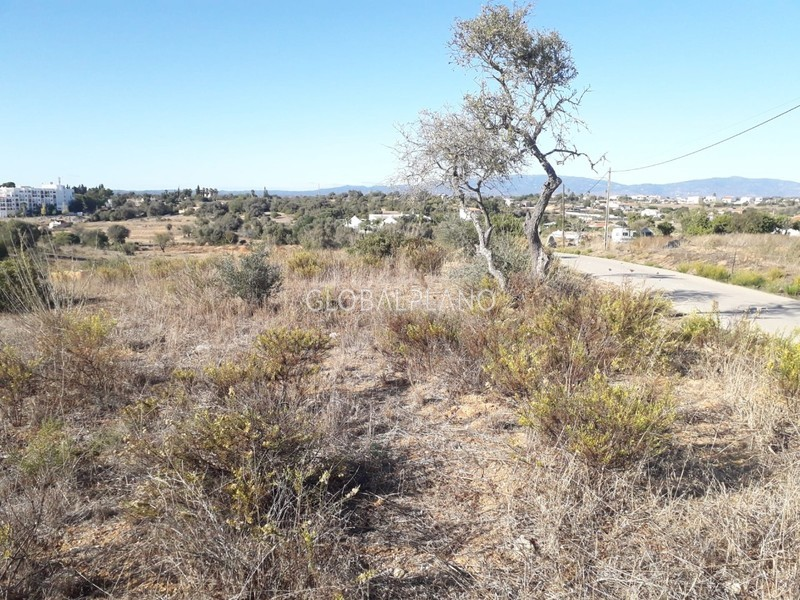 Plot with 3666.99sqm Sitio da Bemposta Alvor Portimão