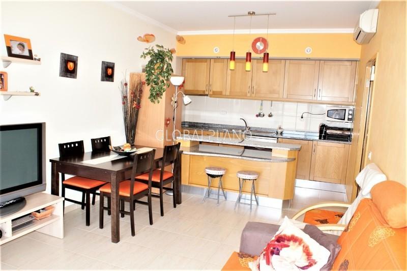 Apartamento T1 Alto do Quintão Portimão - varanda, ar condicionado, piscina