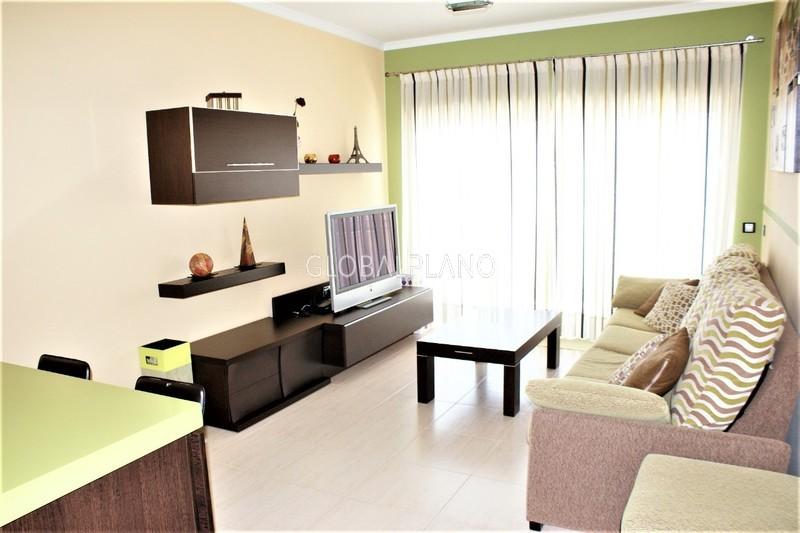 Apartamento T1 com boas áreas Alto do Quintão Portimão - ar condicionado, varanda, piscina
