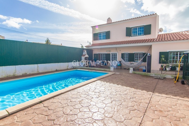 House V4 Parchal Portimão - garden, backyard, balconies, balcony, garage, barbecue, fireplace