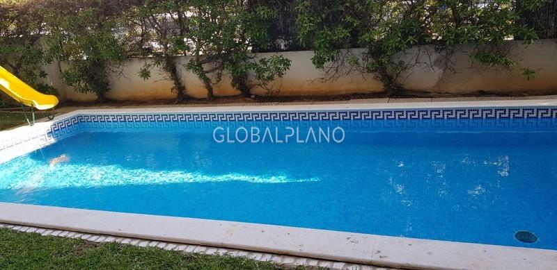 Apartment T1 Alto do Quintão Portimão - balcony, equipped, swimming pool, condominium, furnished