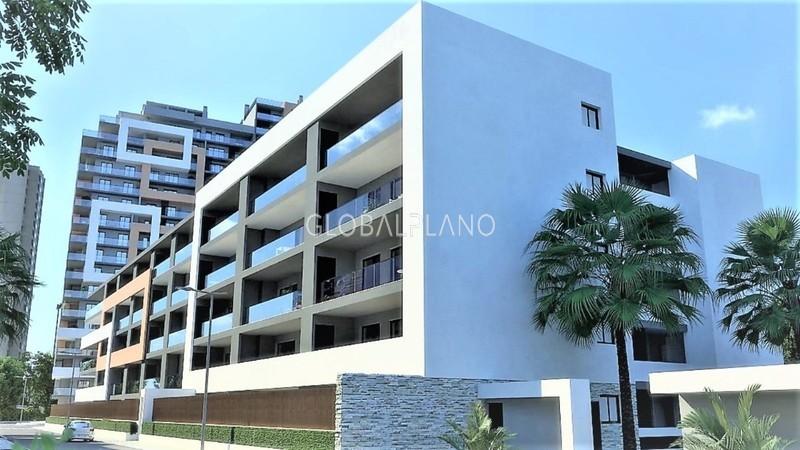 Apartment T2 Praia da Rocha Portimão - garage