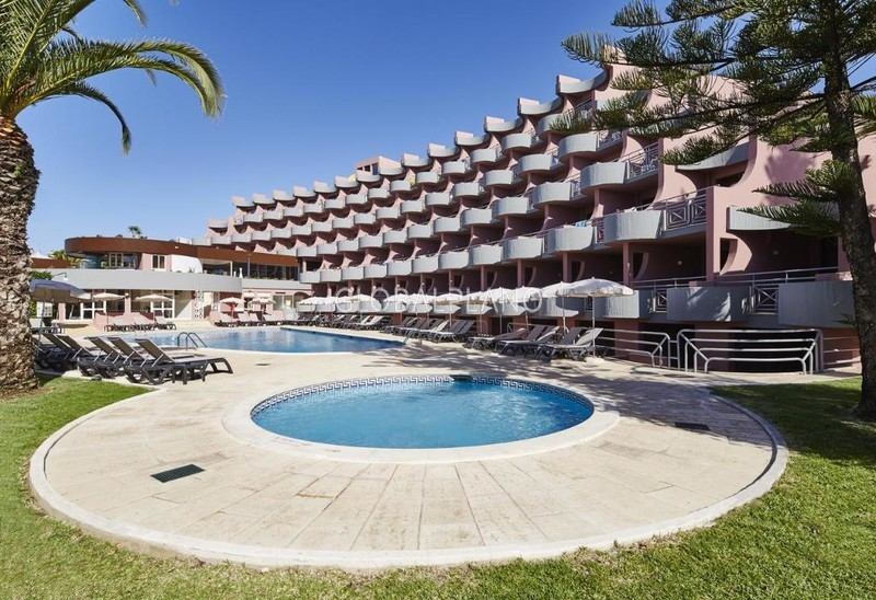 Apartment Refurbished T0 Forte de S. João Albufeira - furnished, air conditioning, swimming pool, equipped