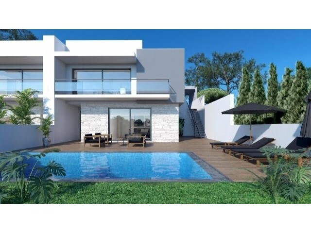 Plot of land with 327sqm Correeira( Albufeira)  - garage