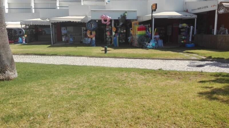 Loja 1ª Linha Praia Rocha Portimão
