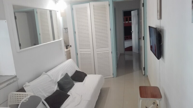 Apartment Refurbished T1 Praia Rocha Portimão - equipped, balconies, balcony, furnished