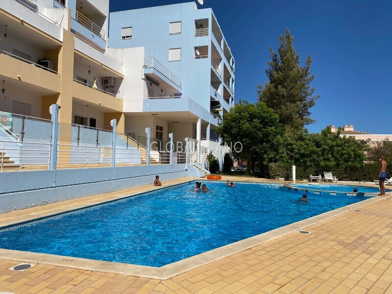 Apartment T2 in good condition Quinta dos Arcos/ Alvor Portimão - gated community, swimming pool