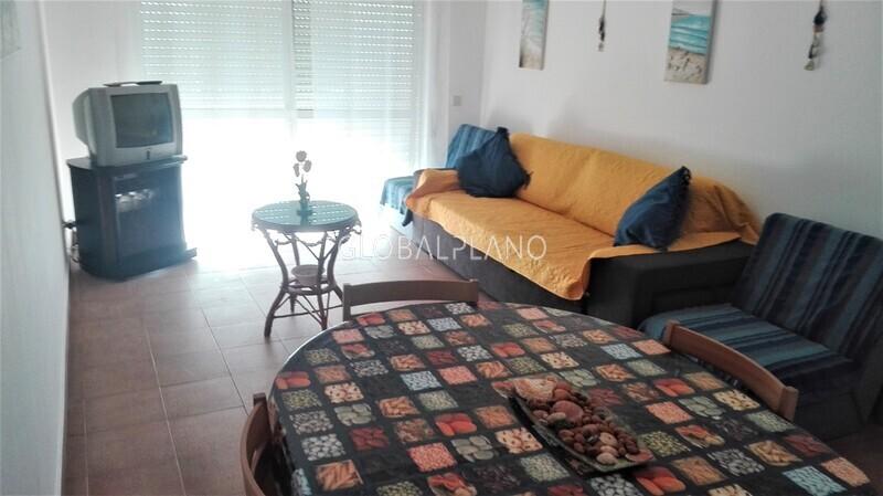 Apartamento T1 Poço Partido Carvoeiro Lagoa (Algarve) - varanda