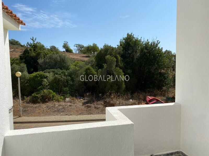 Moradia em banda V4 Ferragudo Lagoa (Algarve) - varanda