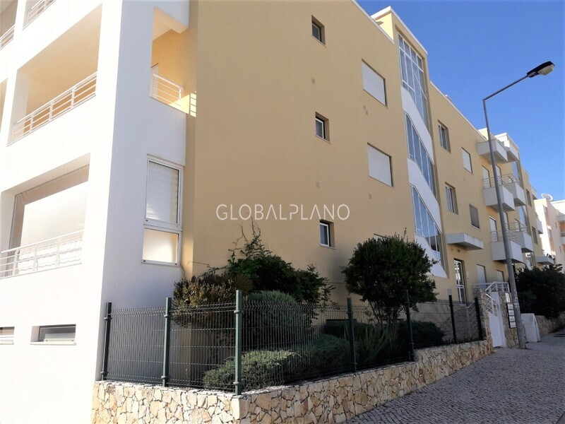Apartment T1 Alvor Portimão - air conditioning, equipped, kitchen, garage, balcony, parking space