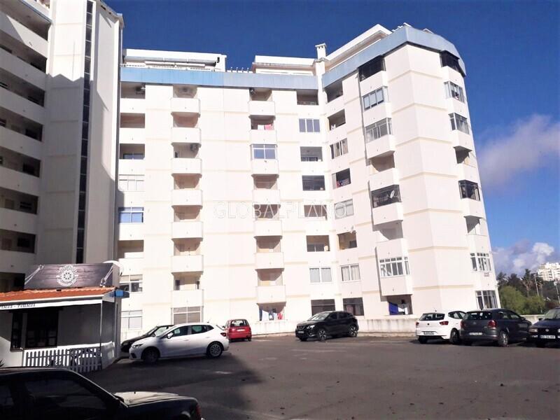 Apartamento Remodelado T1 Praia da Rocha/1ª Linha Portimão - ar condicionado, equipado, cozinha equipada