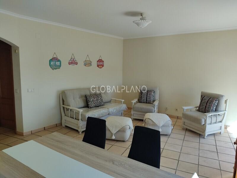 Apartamento com vista mar T2 Praia da Rocha Portimão - terraço, varanda, vista mar, garagem, cozinha equipada