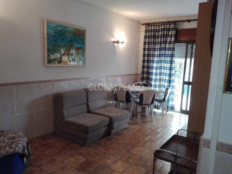 Apartamento T1 Montechoro Albufeira - ar condicionado, arrecadação