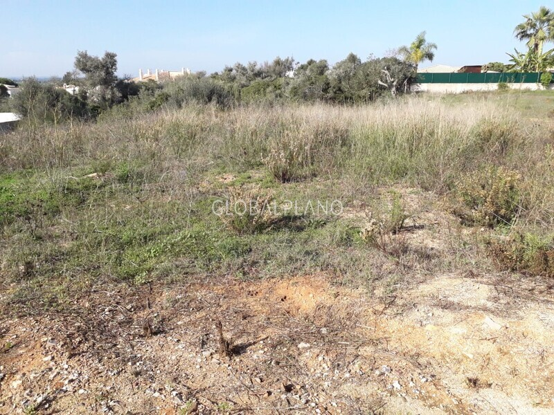 Plot with 200sqm Montes de Alvor Portimão