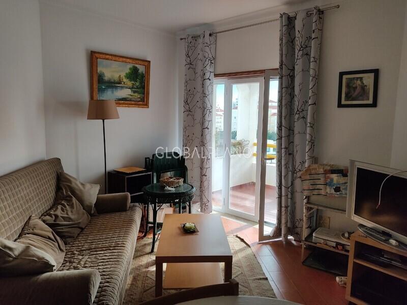 Apartamento com vista mar T1 3 Castelos/Portimão - varandas, vista mar, cozinha equipada