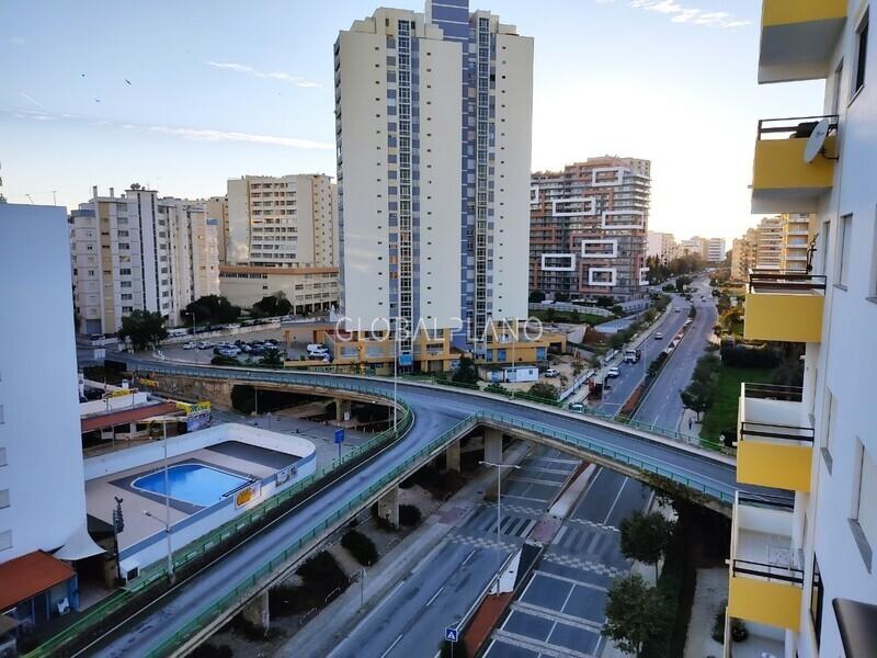Apartamento T2 Remodelado Praia Rocha Portimão - ar condicionado, varanda