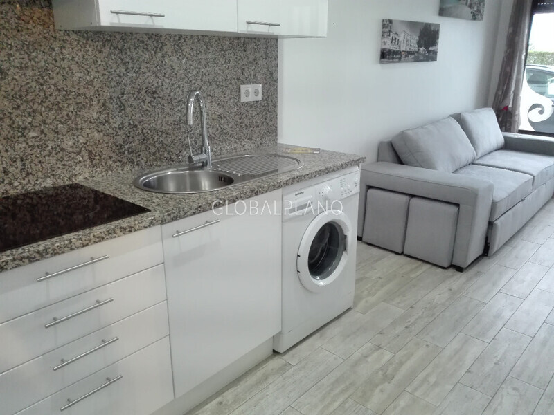 Apartment Refurbished T1 Páteo Albufeira - air conditioning