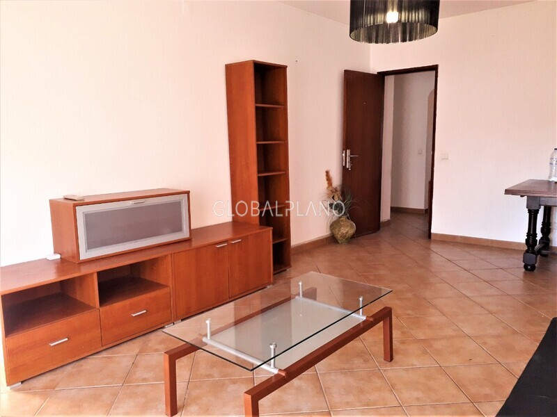 Apartment 3 bedrooms in the center Centro Silves - balcony