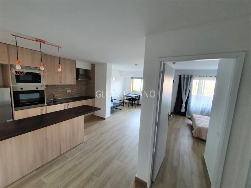 Apartment 1 bedrooms Refurbished Praia da Rocha Portimão - condominium, great location, balcony