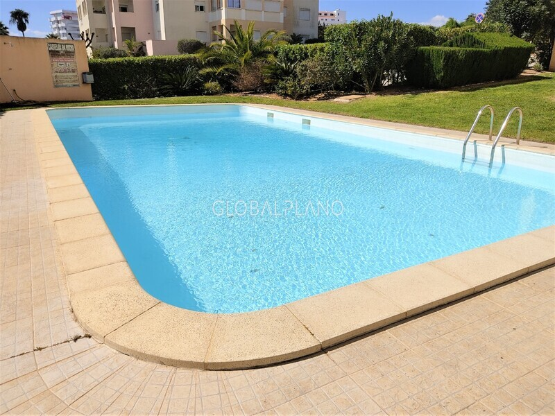 Apartment T4 sea view Praia da Rocha Portimão - gardens, fireplace, store room, terrace, garage, sea view, swimming pool
