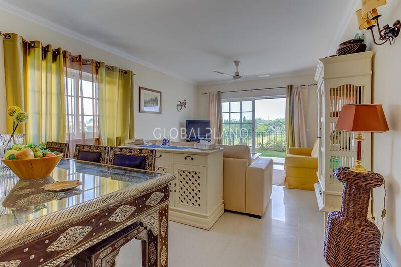Apartment Duplex sea view T2 Carvoeiro Lagoa (Algarve) - balcony, swimming pool, sea view, balconies, playground
