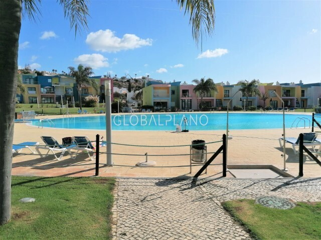 Apartment T1 Marina de Albufeira - garden, swimming pool