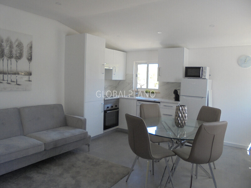 Apartment Refurbished 1 bedrooms Oura Albufeira - balcony, furnished