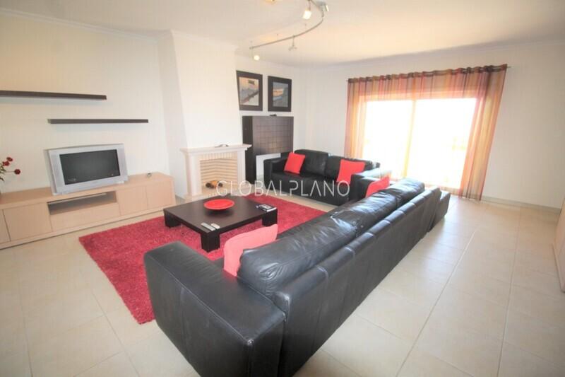 Apartamento no centro T3 Zona Ribeirinha Portimão - varanda, lareira, garagem, ar condicionado