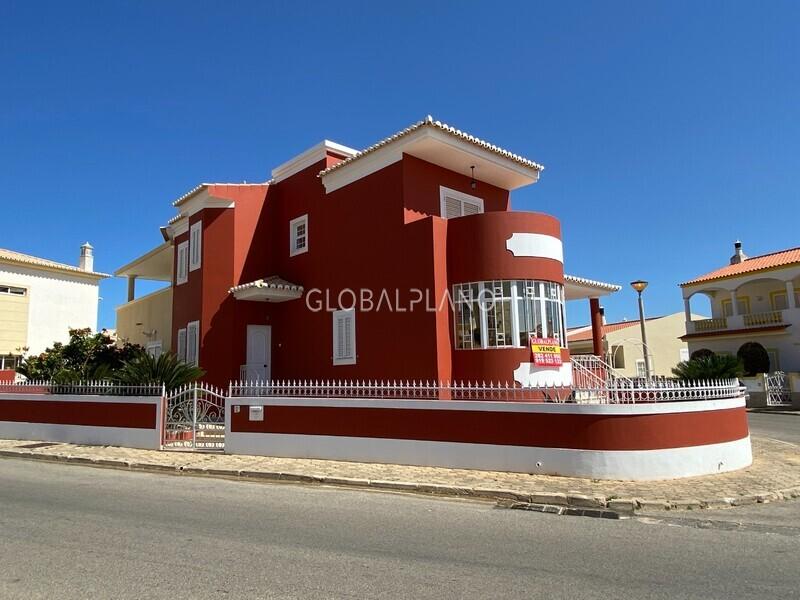 House V3 Vale de Lagar/ Portimão - garage, terrace, balcony