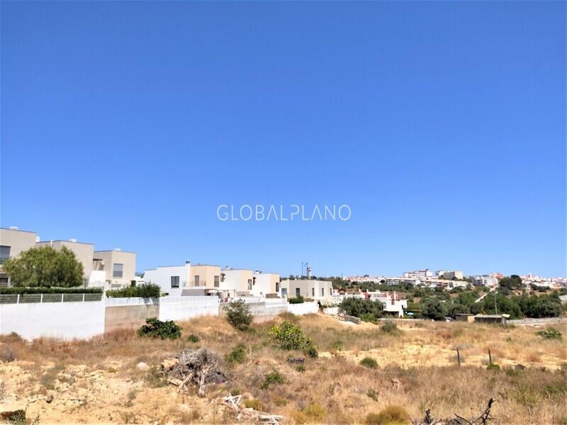 Lote com 140m2 Alcantarilha Silves - viabilidade de construção