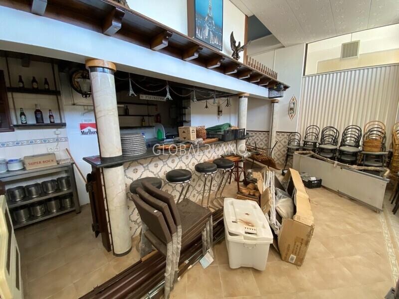 Café Parchal Lagoa (Algarve) - cozinha