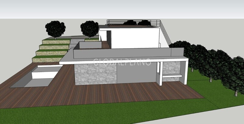 Moradia V3 Carvoeiro  Lagoa (Algarve) - jardim, garagem, piscina, terraço