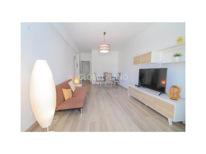 Apartment 2 bedrooms Renovated Oura Albufeira - balcony