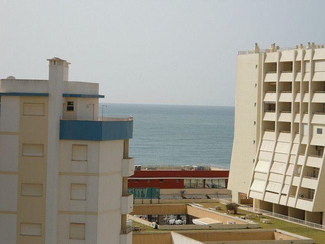 Apartamento T0 Praia da Rocha Portimão - vista mar, varanda