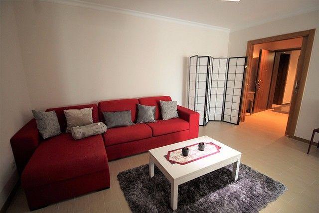 Apartamento T1 Moderno Praia da Rocha Portimão - varanda, ar condicionado, garagem