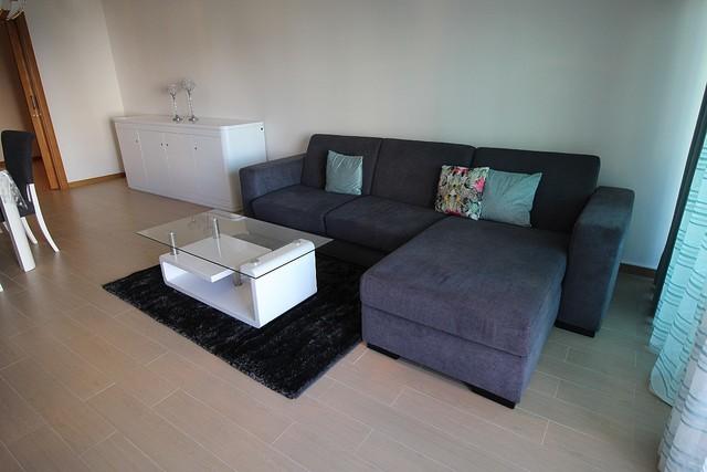Apartamento Moderno T2 Praia da Rocha 1 Portimão - varandas, garagem, ar condicionado