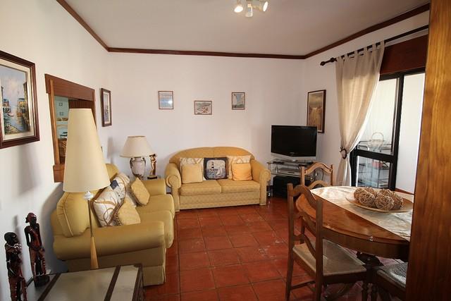 Apartment well located T1 Praia da Rocha Portimão - garage, balcony, river view