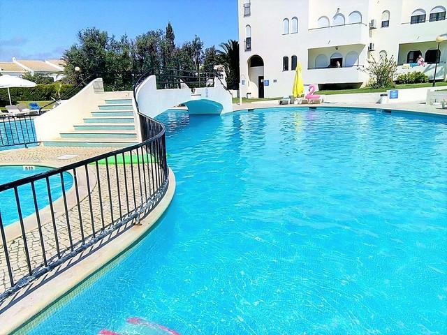 Apartamento junto ao centro T2 Alvor Portimão - varanda, mobilado, piscina, ar condicionado, equipado