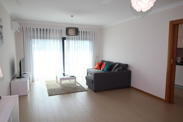 Apartment T2 Praia da Rocha/ 1 Portimão - air conditioning, garage, great view, balcony, parking space, sea view
