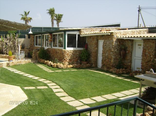 Moradia V6 Bela Vista Parchal Lagoa (Algarve) - piscina, bbq, lareira, jardim, cozinha equipada