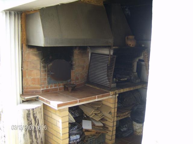 barbecue/barbecue area