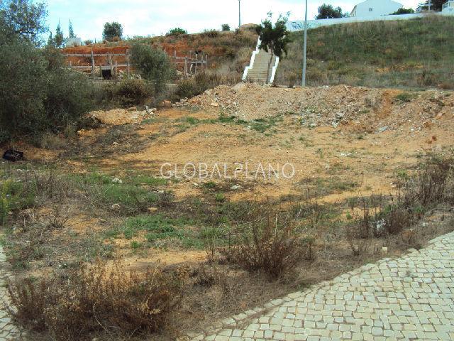 Terreno com projecto aprovado Pateiro Parchal Lagoa (Algarve)