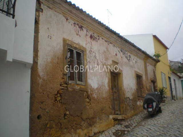 Land with ruin Estombar Estômbar Lagoa (Algarve)