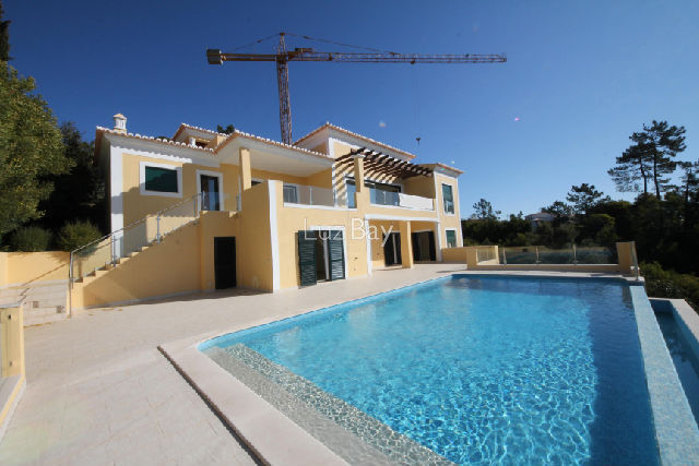 House Luxury V5 Monchique - swimming pool, air conditioning, central heating