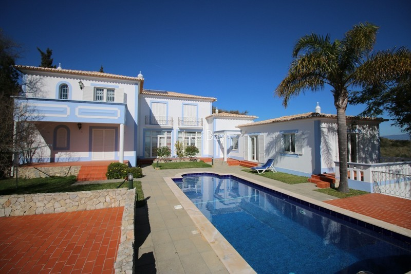 House 5 bedrooms Praia da Luz Lagos - terrace