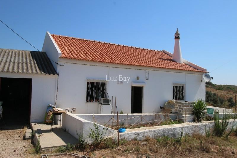 Casa Térrea V3 Raposeira Vila do Bispo - garagem, sótão